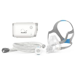 AirMini AutoSet Travel Auto CPAP with AirFit F20 Full Face Mask, ResMed