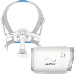 AirMini AutoSet Travel Auto CPAP with AirFit N20 Nasal Mask