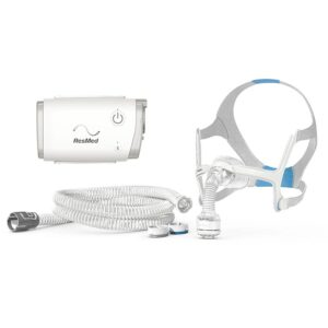 AirMini AutoSet Travel Auto CPAP with AirFit N20 Nasal Mask, ResMed