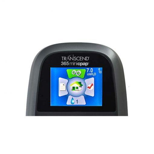 Transcend 365 miniCPAP Auto Machine, Somnetics