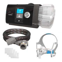 AirSense 10 AutoSet Auto CPAP + AirFit N20 Nasal CPAP Mask - Bundle Package